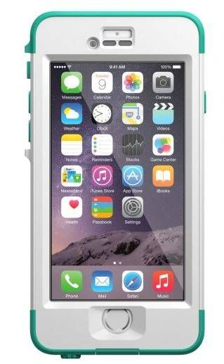 size 40 ab03e beb5f LifeProof Nuud Case suits iPhone 6 - Teal - The thinnest, lightest ...