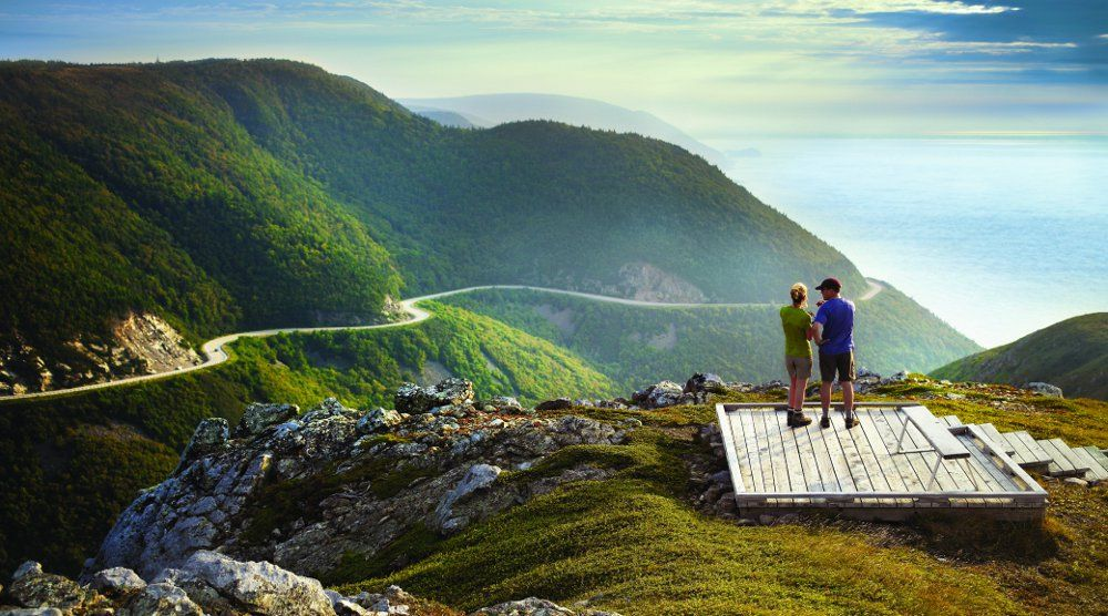 Skyline Hiking Trail - Cape Breton Highlands National Park - Cabot ...