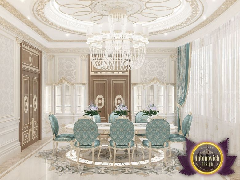 Villa Interior Design In Dubai Saudi Arabia Madina Monaowara Photo 30