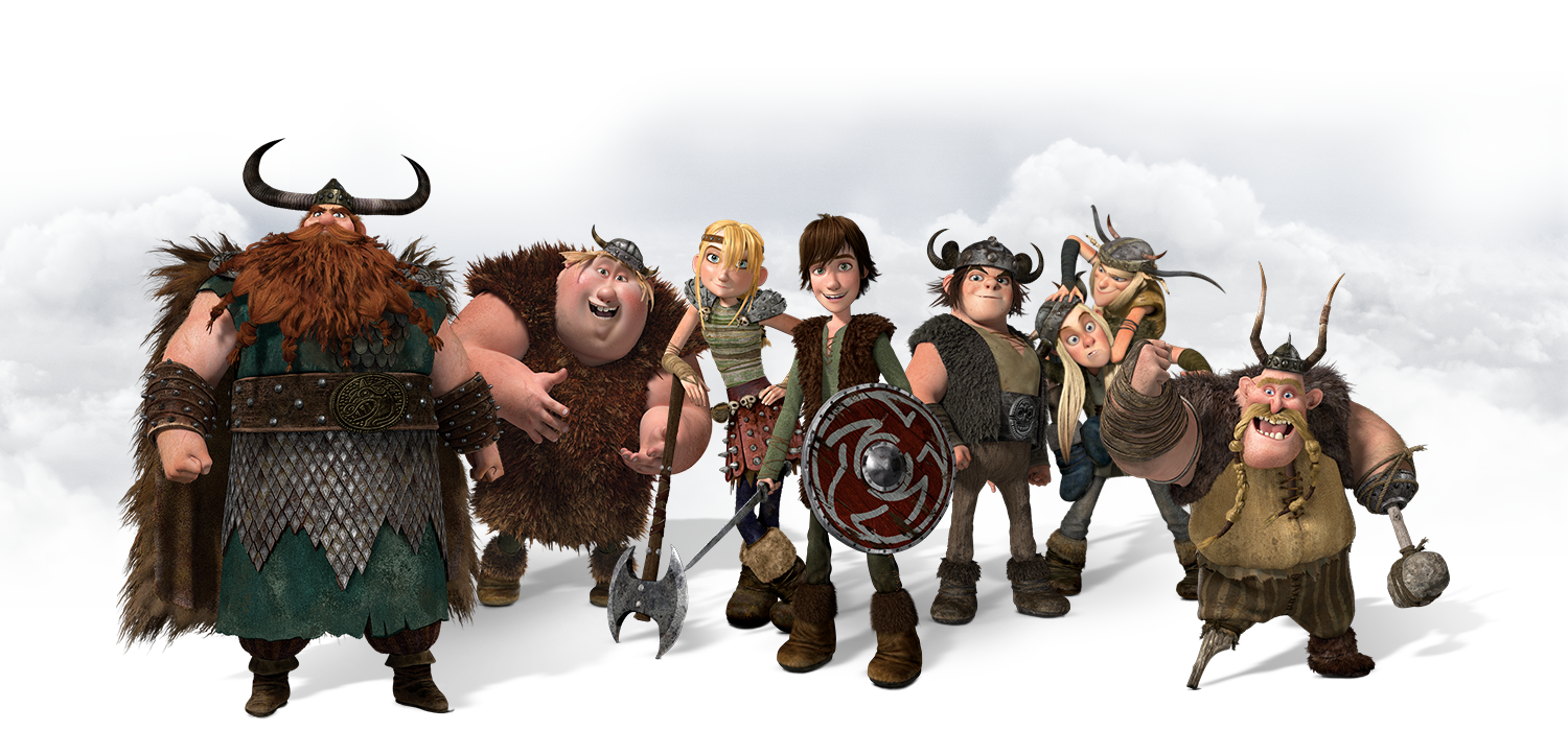 Image result for how to train your dragon characters