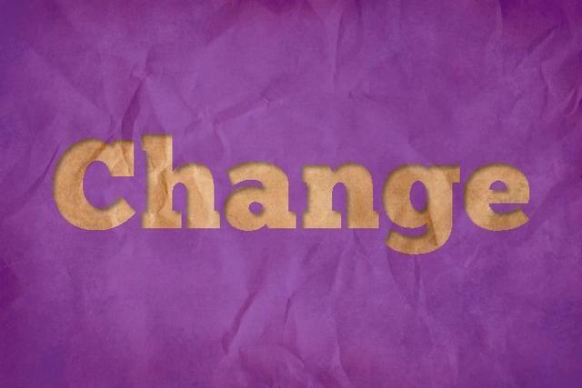 change cut out