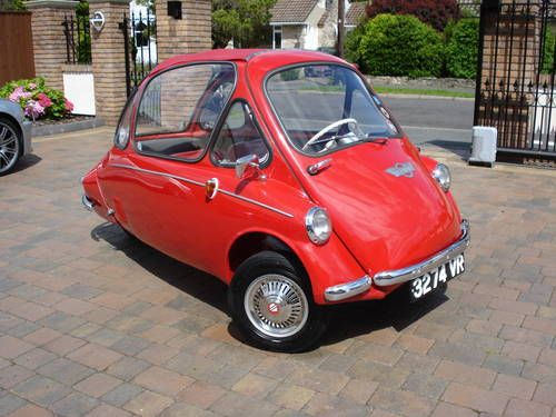Bubble Car Heinkel Trojan Bubble Car Sold Microcars