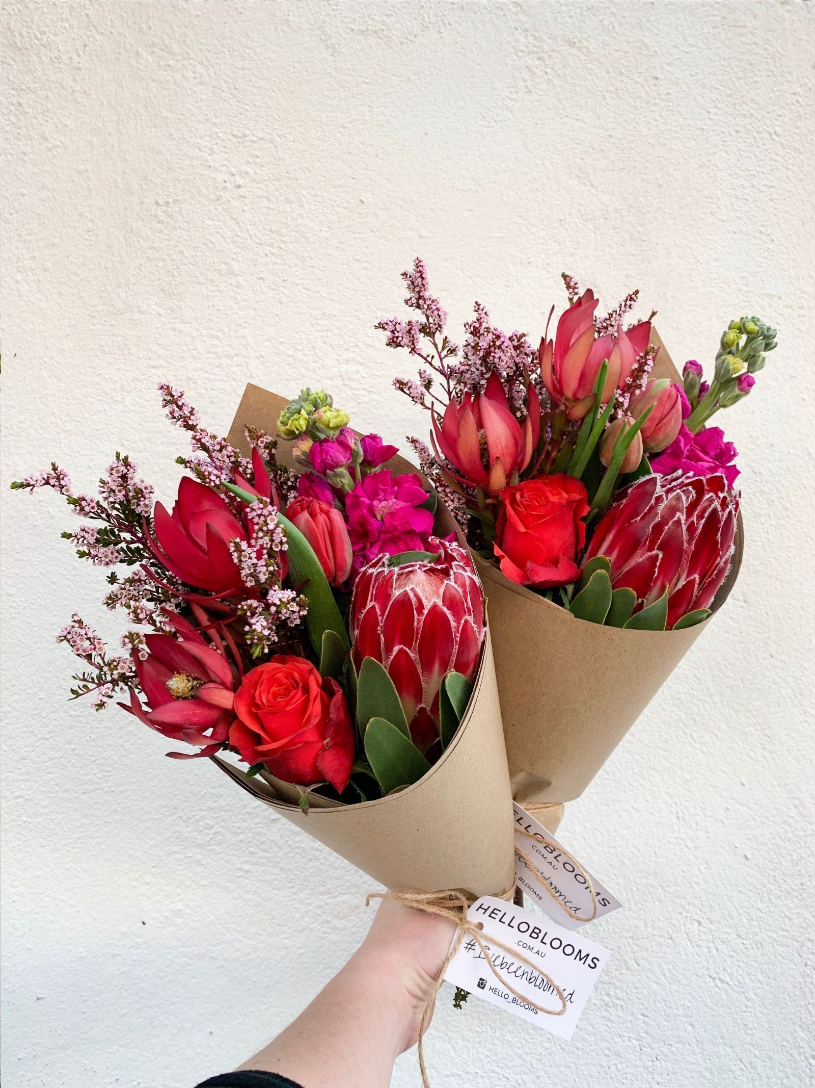 Our Daily Posy Is All About The Romance