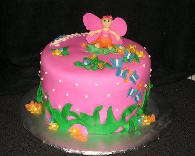 LITTLE GIRL BIRTHDAY CAKES IMAGES | little girl birthday cakes Girls Birthday Cakes 2012