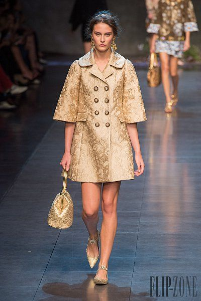 Dolce & Gabbana Primavera-Verano 2014 - Pret a porter