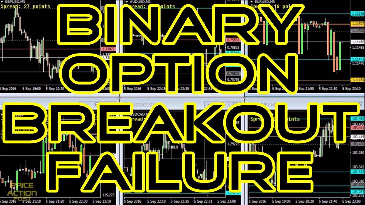 10 Reasons why Binary Options Traders Fail