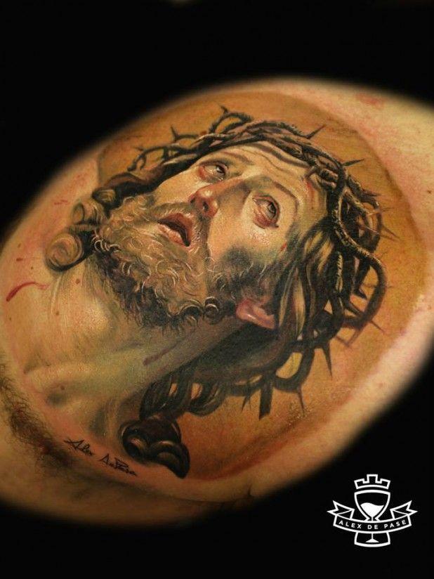 Guido Reni Chrystus Jezus Na Krzyżu Chrystus