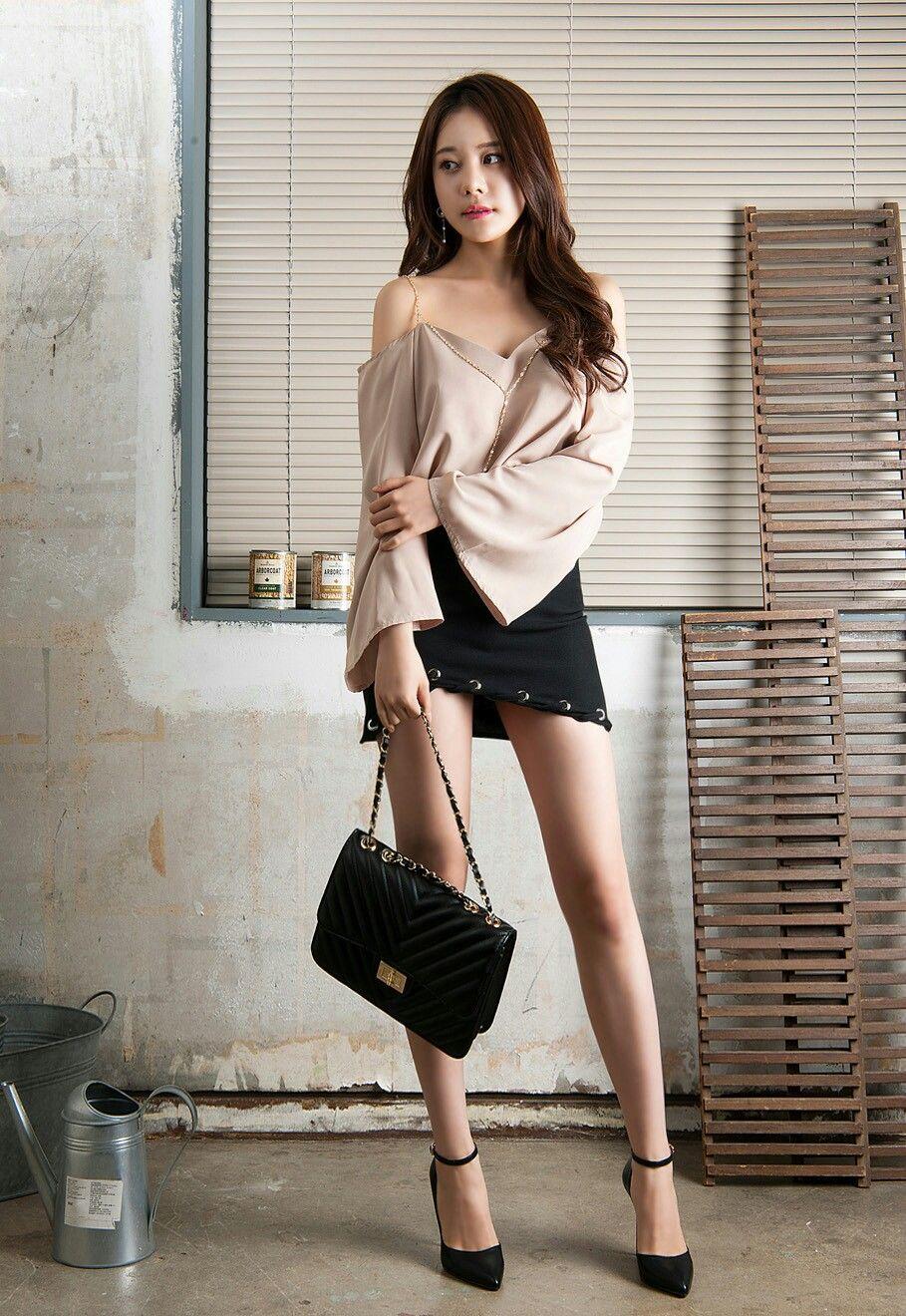 Asian mini models