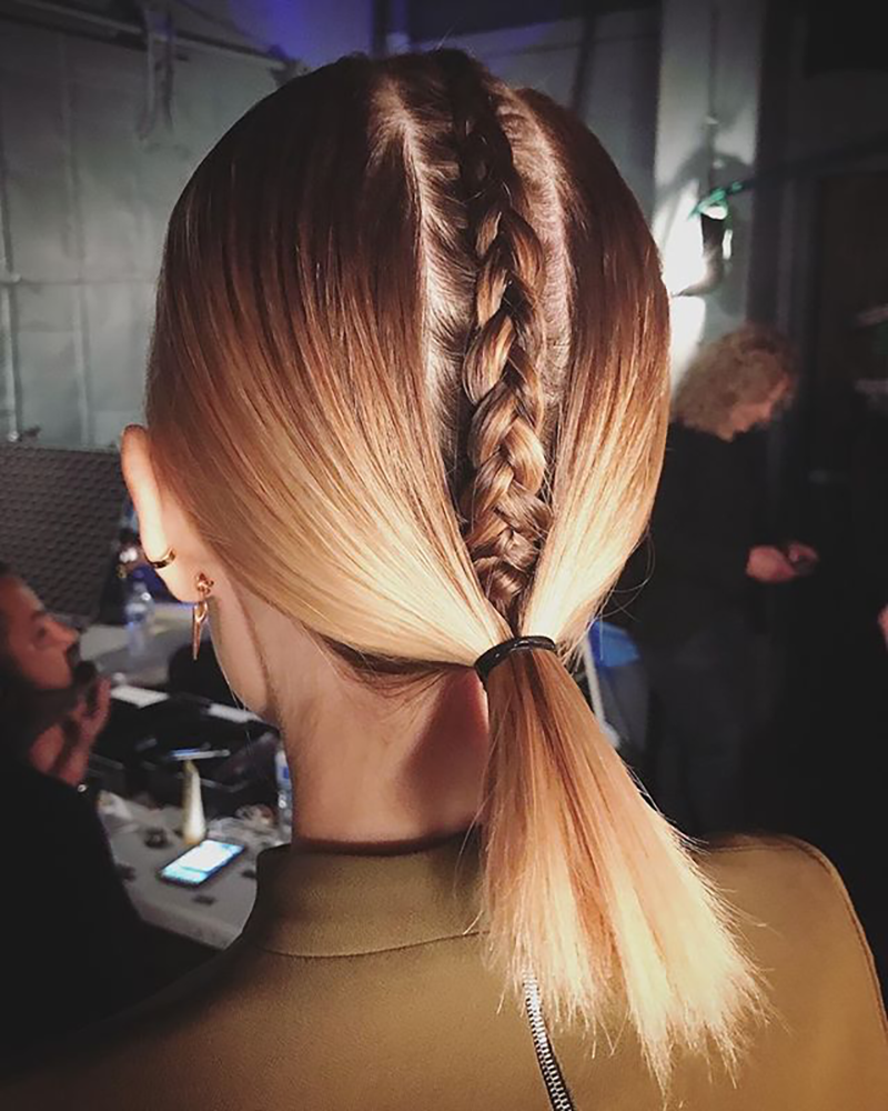 The Best It Girl Ponytails To Try Right Now Hair Styles Hair Inspiration Color Kids Braided Hairstyles