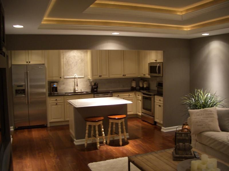 Image Result For Remodeled Small Kitchen Living Room Remodel Open