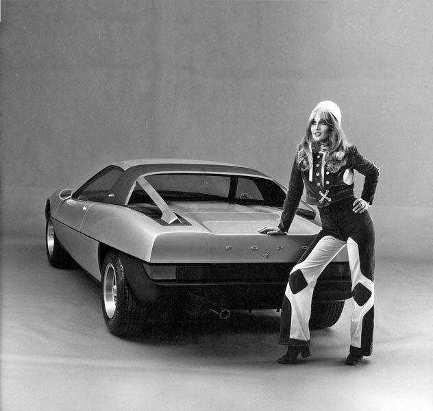 ford gt 70 turin concept ghia 1971 retrofuturistic. Black Bedroom Furniture Sets. Home Design Ideas