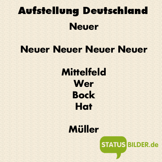 WM Bilder, Lustige Fussball Sprüche Whats App | DFB and all that ...
