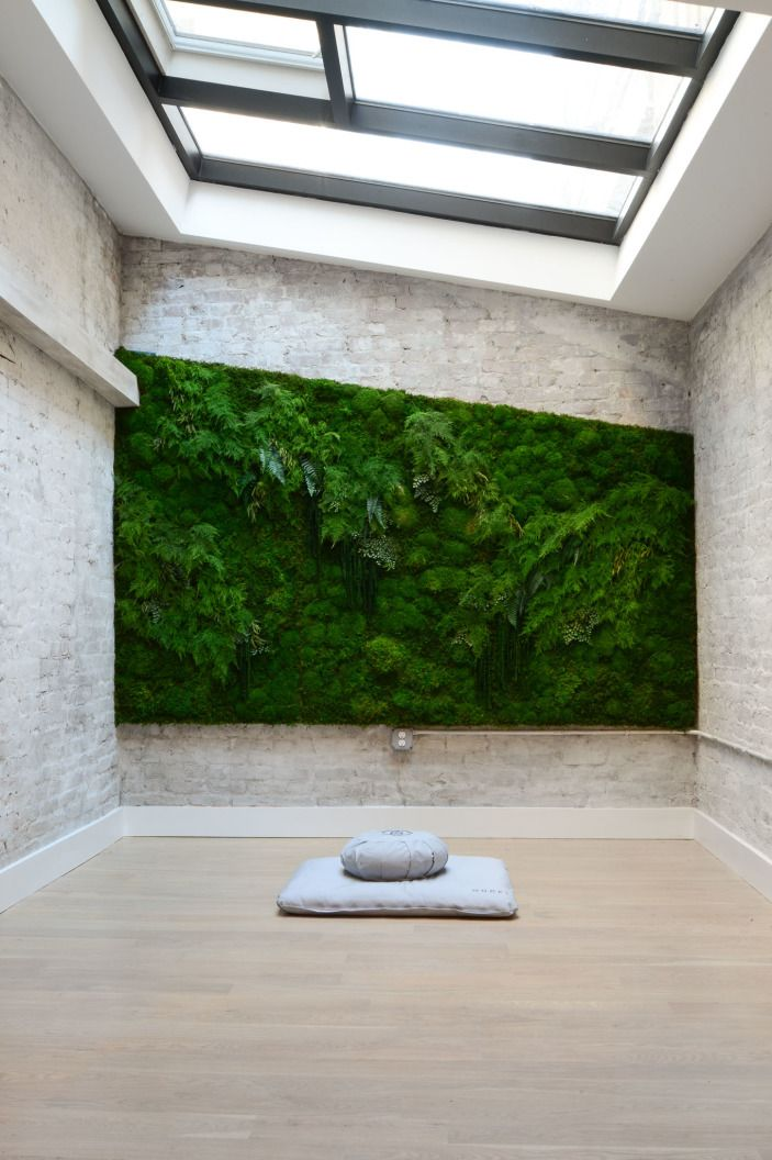 Space To Breathe At Mndfl Home Yoga Room Yoga Room Design