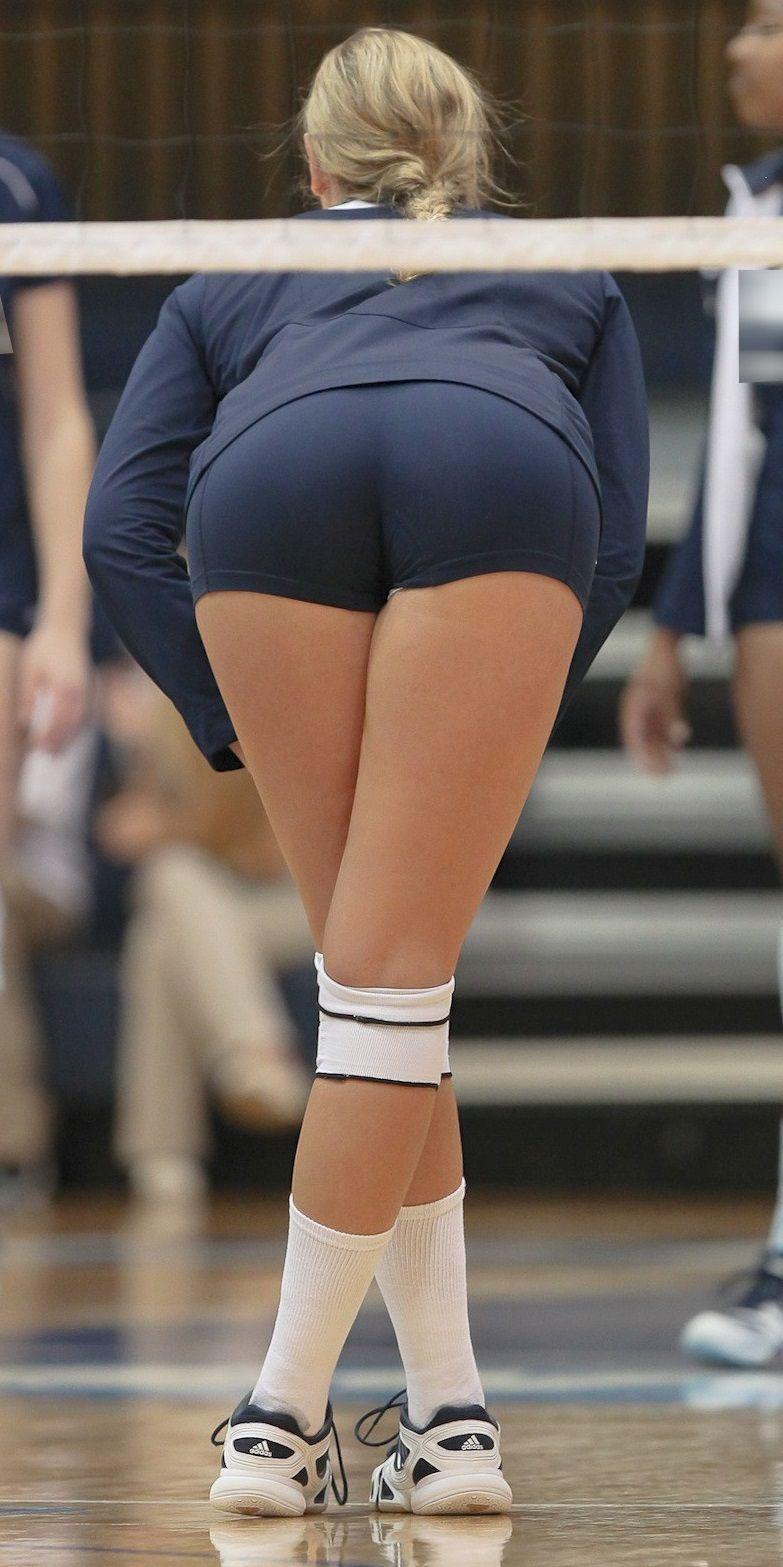 Sexy Volleyball Short Shorts 96