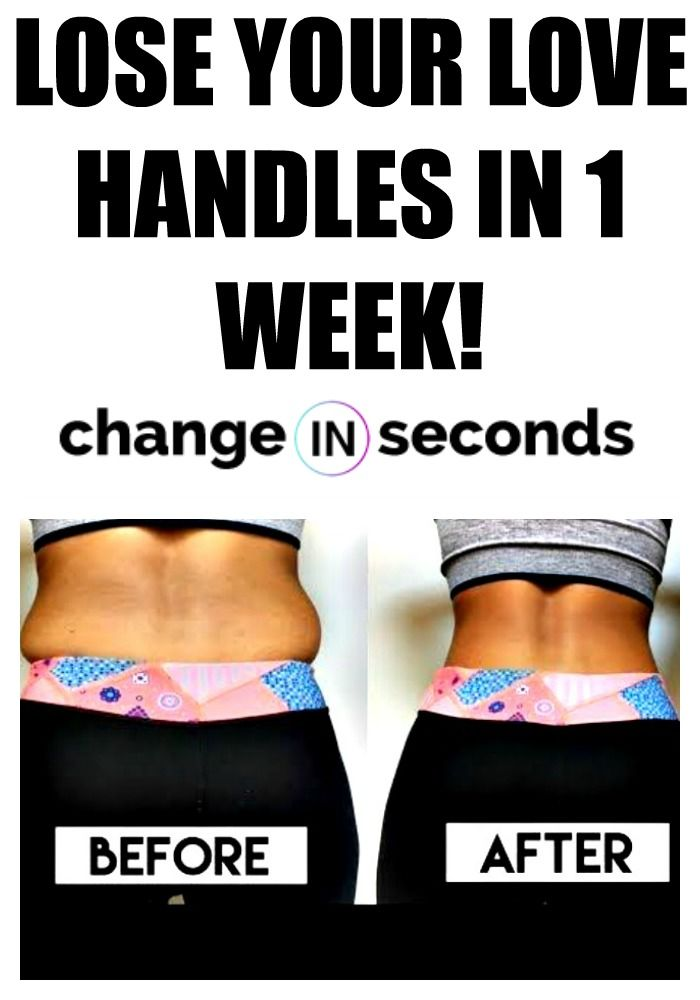 Lose Your Love Handles Workout In 3 Days Or 1 Week Pdf Videos