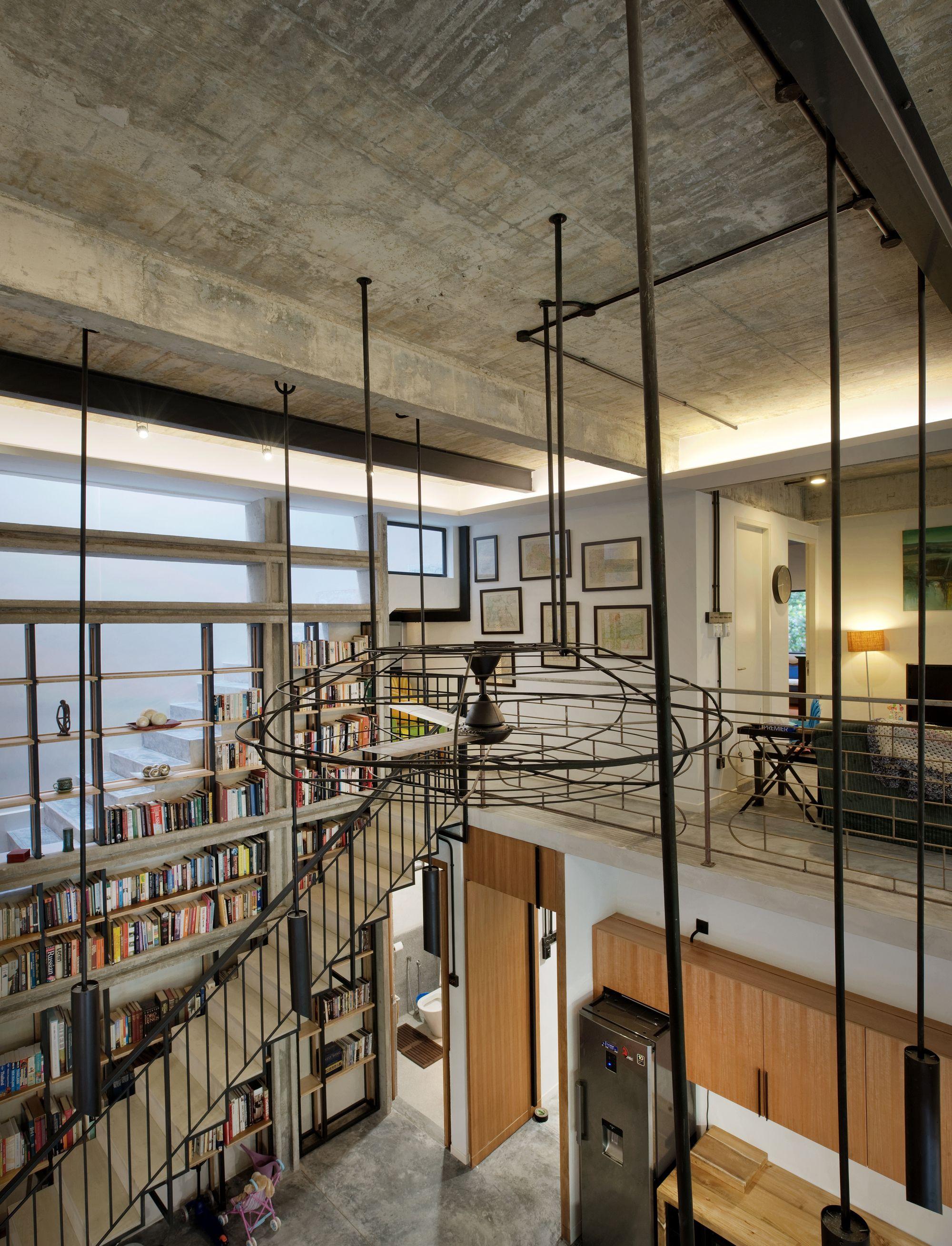 Galería - Casa Menerung / Seshan Design Sdn Bhd - 24