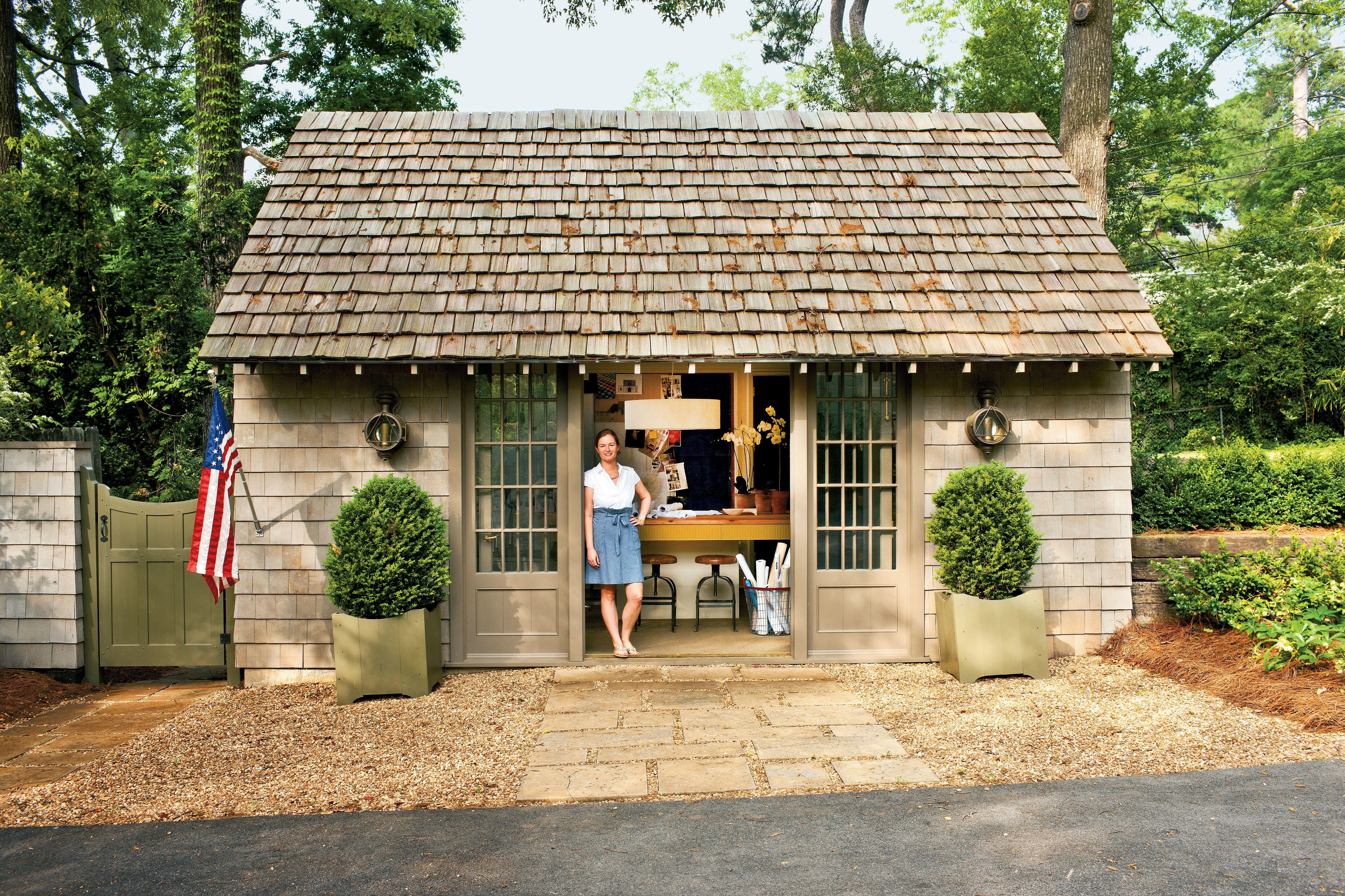 Garage To Guest House Garage Guest House Garage Renovation Home Exterior Makeover