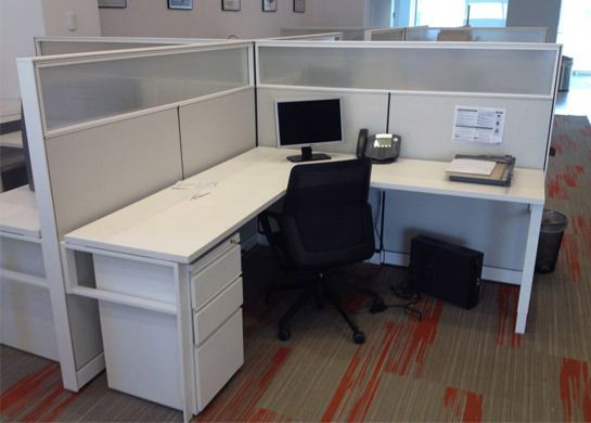 Cubicle Office Furniture Property top 4 benefits of installing used cubicles in the office | cubicle