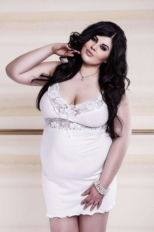 Undergarments for lace wedding dress  Plus Size Ines Chemise   COLOR   PLUS SIZE BRIDAL LINGERIE