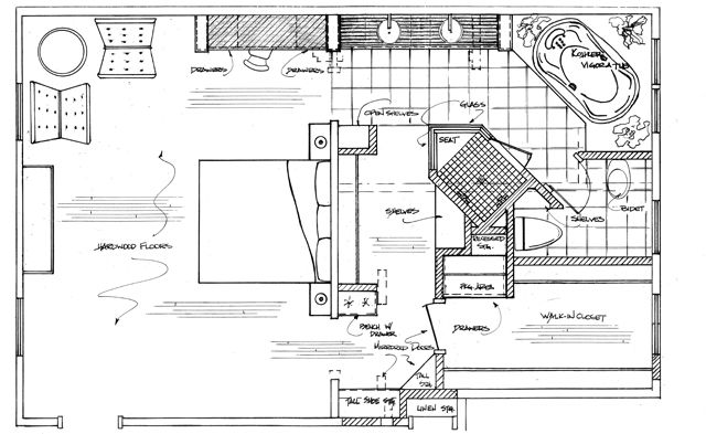17 best 1000 images about BATHROOM FLOORPLANS on Pinterest Diy