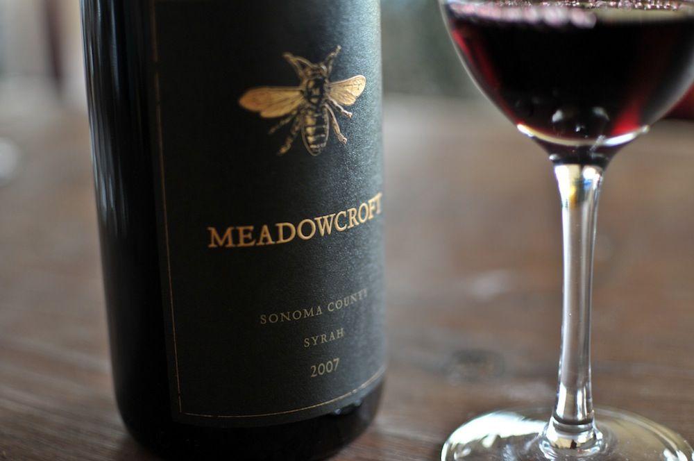 Meadowcraft Syrah.  #siff11