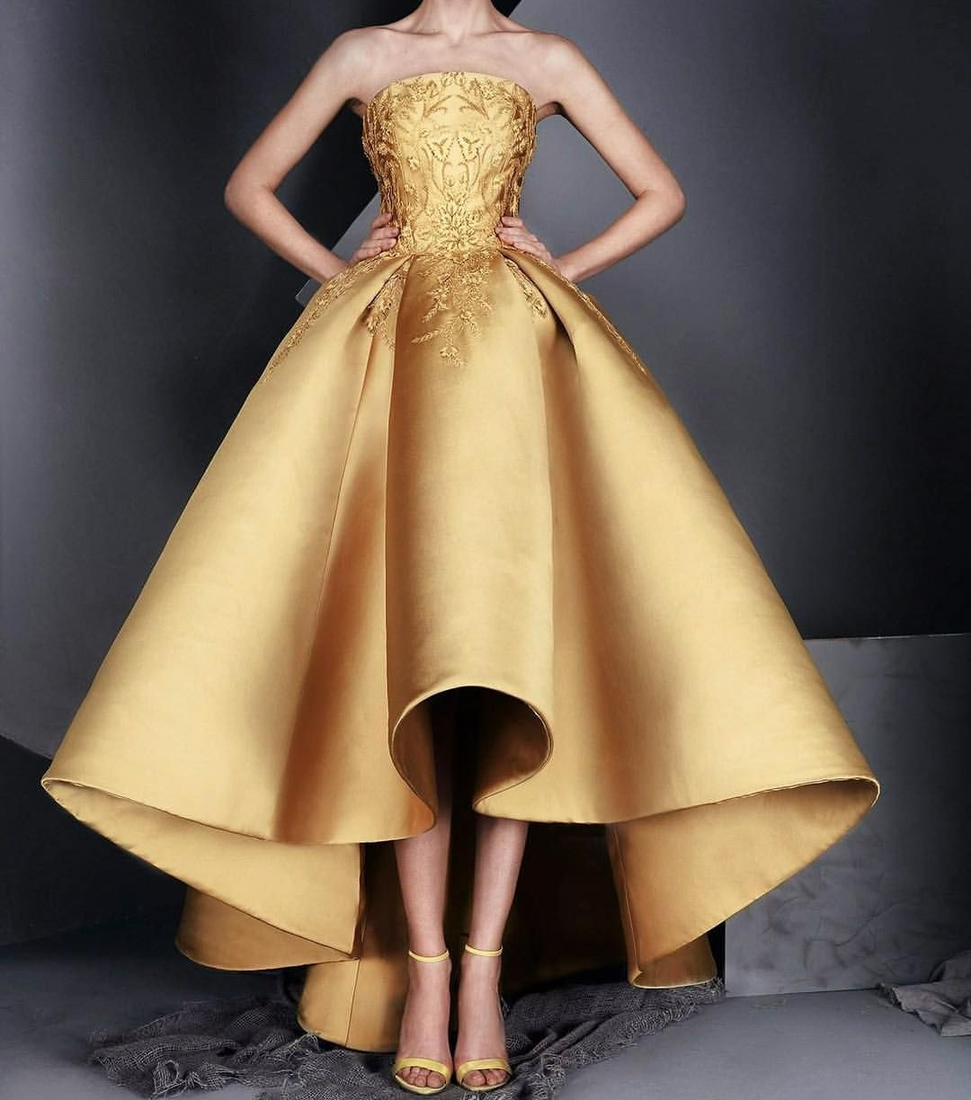 Likes 146 comments loving haute couture for Haute couture gowns