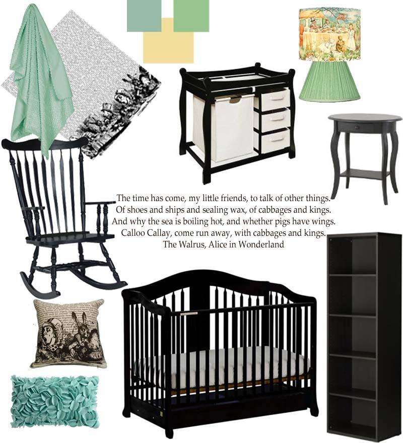 alice in wonderland furniture. Alice In Wonderland Nursery Furniture Vision Board. Ben Would Love This. With Big Mad Y