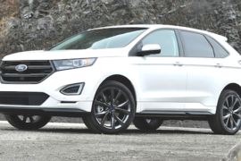 2018 Ford Edge Sport Price 2018 Ford Edge Sport Review 2018 Ford