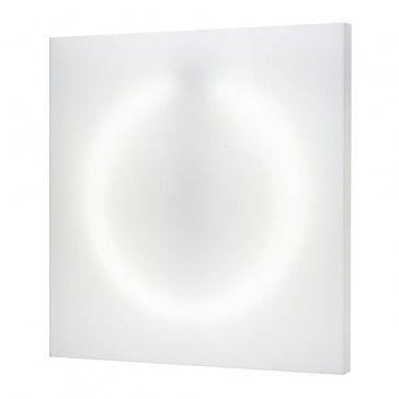 NEOPAN Wandleuchte, weiss / LED24-LED Shop