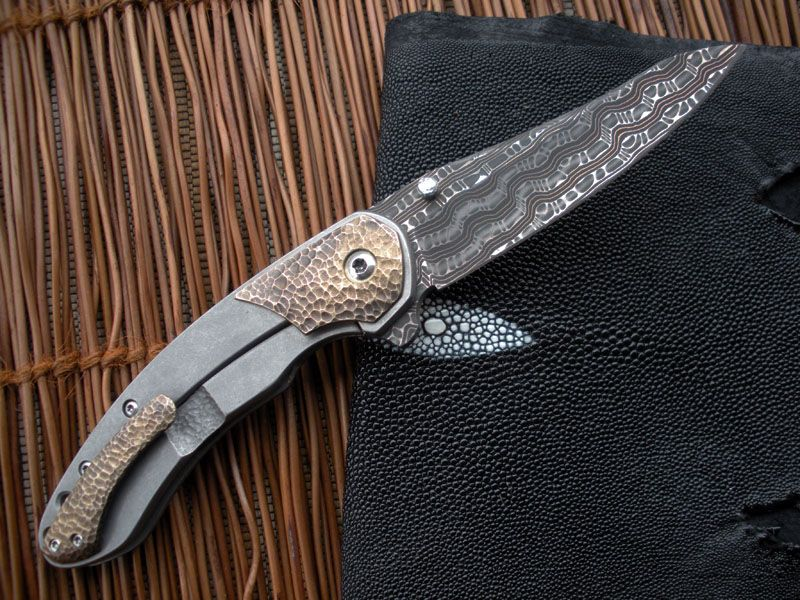 Brad Southard Knives Gallery Usual Suspect Forums