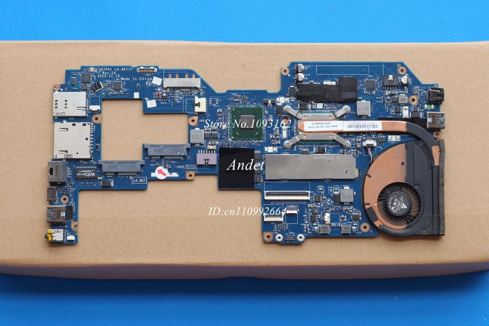 99 New Original For Lenovo Thinkpad Twist S230u Motherboard I5