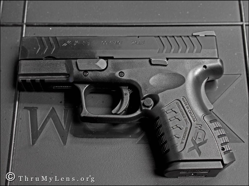 Springfield Armory XDM 3 8 Compact 9mm | weapons
