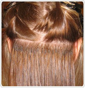 Great lengths application methodnd out more at http hair extensions are lengths of either real hair that can be attached close to the scalp by using various methods pmusecretfo Gallery