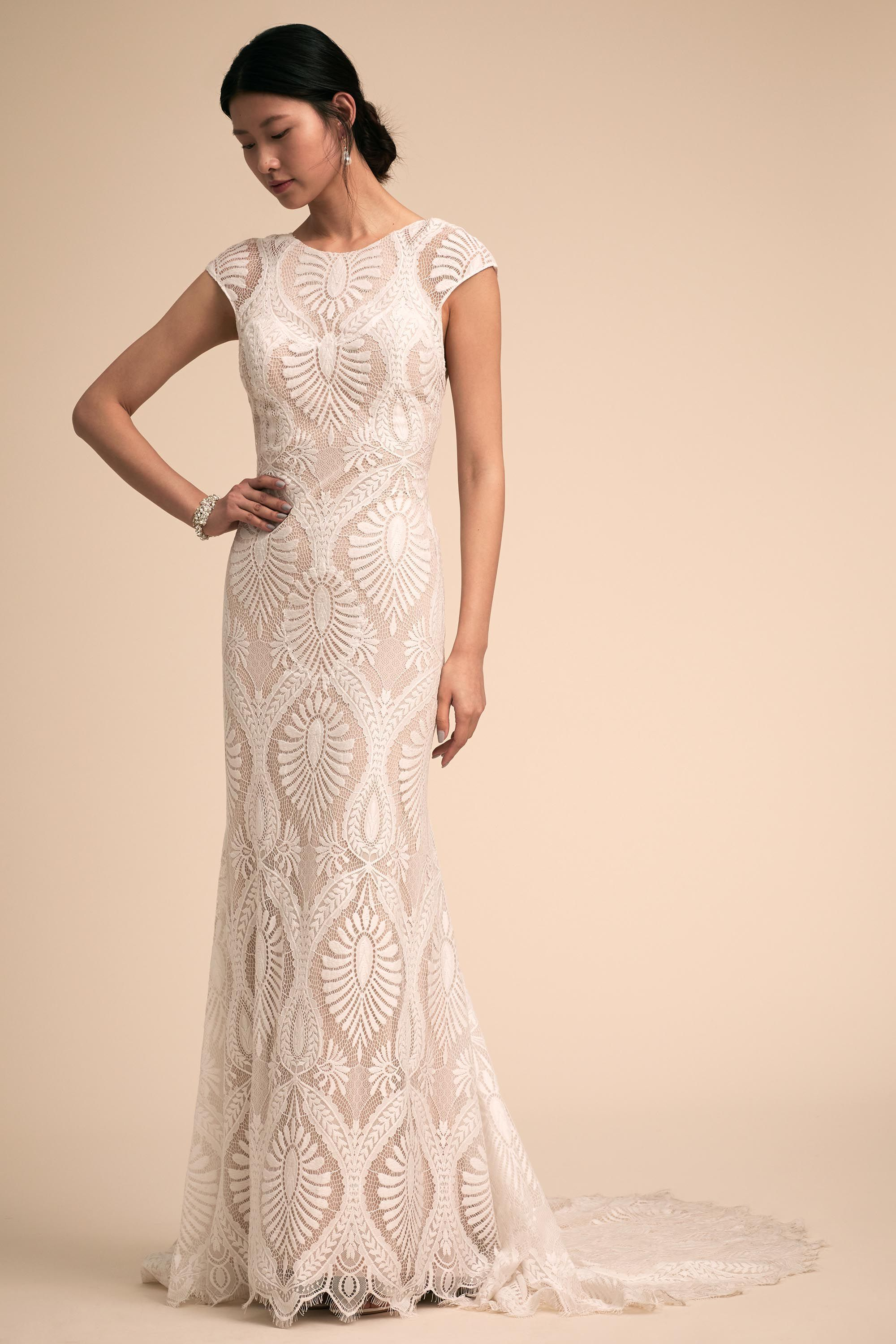 Ludlow Gown From Bhldn  The Dress  Wedding Dresses -5017