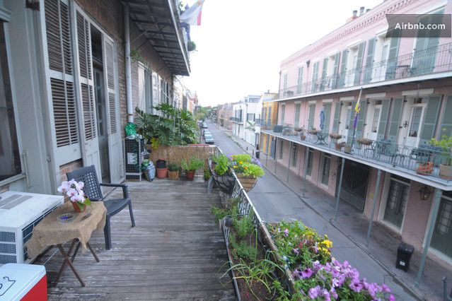 Apartment Rental French Quarter Balcony Perfect Location Well I Wish I Was In New Orleans