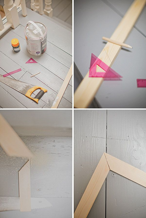 Pegs wool and wood a diy polaroid photo frame polaroid pegs wool and wood a diy polaroid photo frame solutioingenieria Image collections