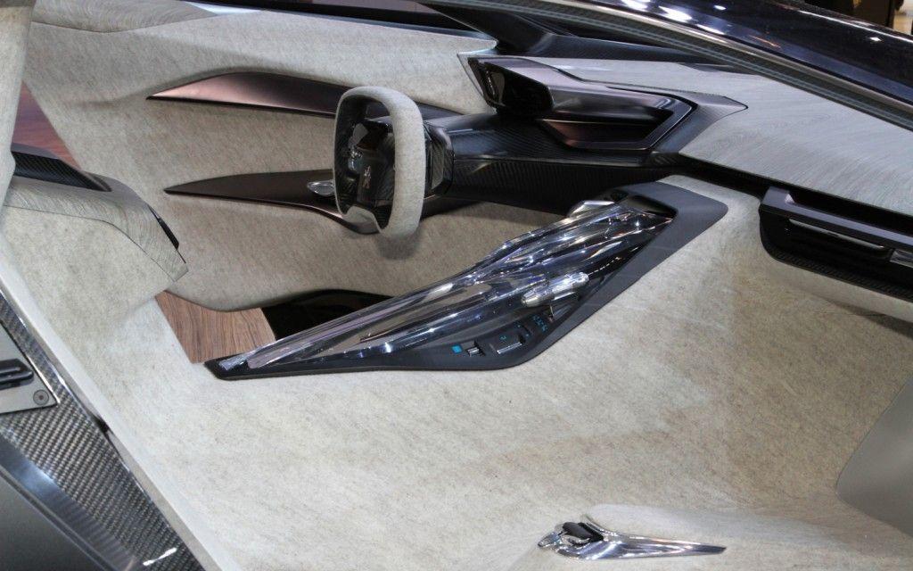 Peugeot Onyx (2012) Futuristic Interior, Supercar Concept, Future Car