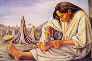 La Espina, Raul Anguiano