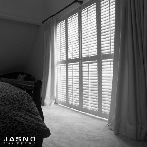 Jasno shutters in slaapkamer | Home decor | Pinterest | Bedrooms ...
