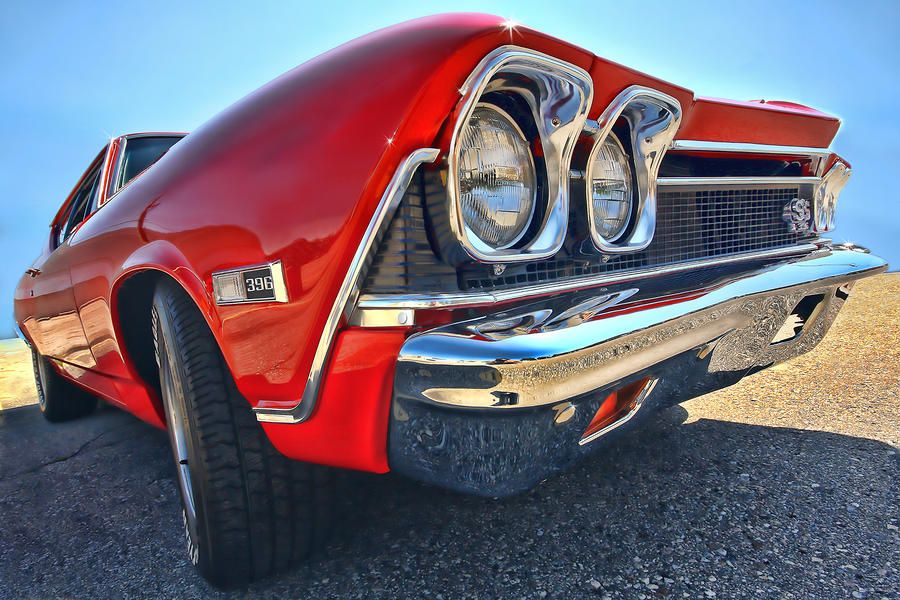 Chevy Chevelle SS 396