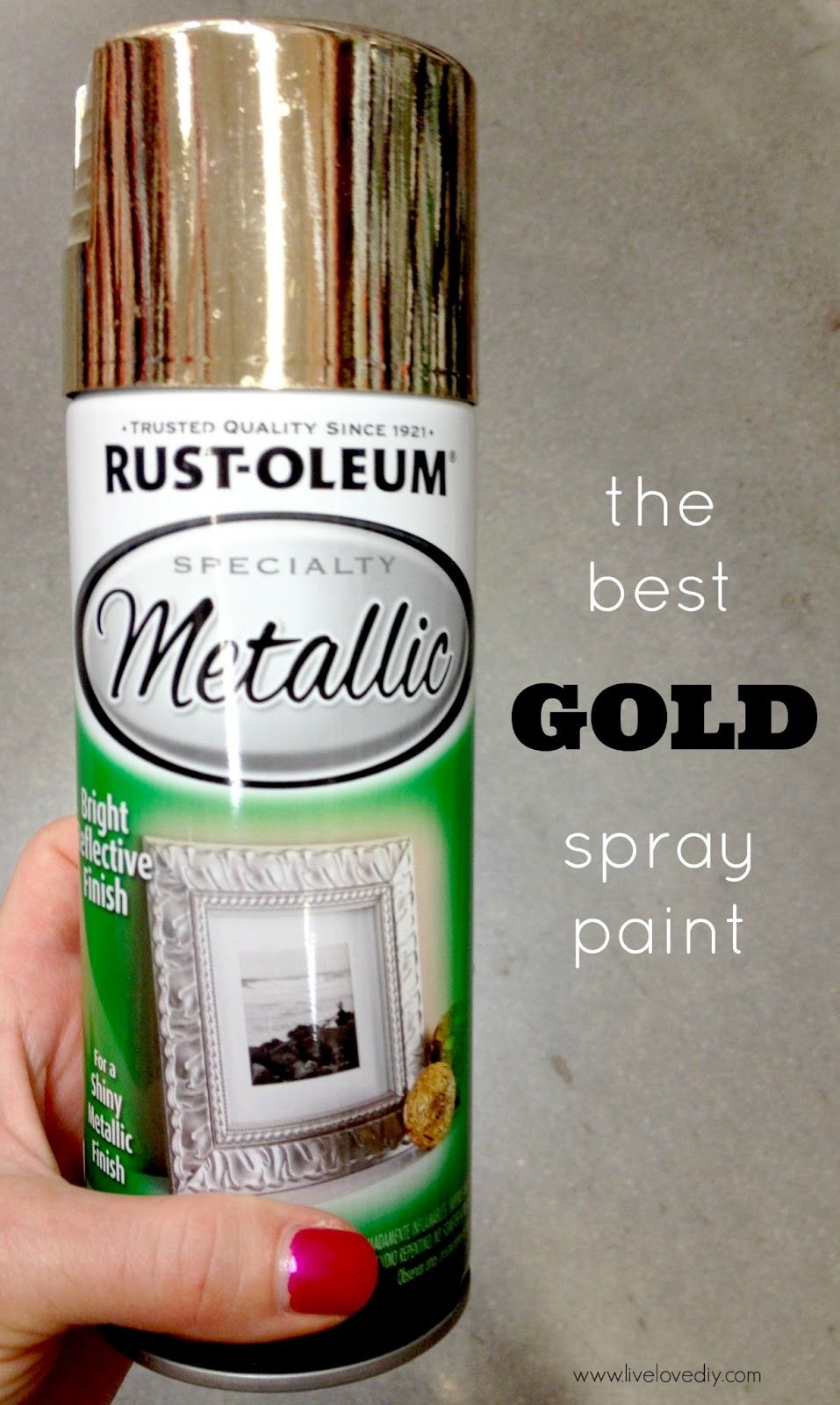 Answering: Which Gold Spray Paint Is Best? | Gold Spray Paint, Gold Spray  And Spray Painting