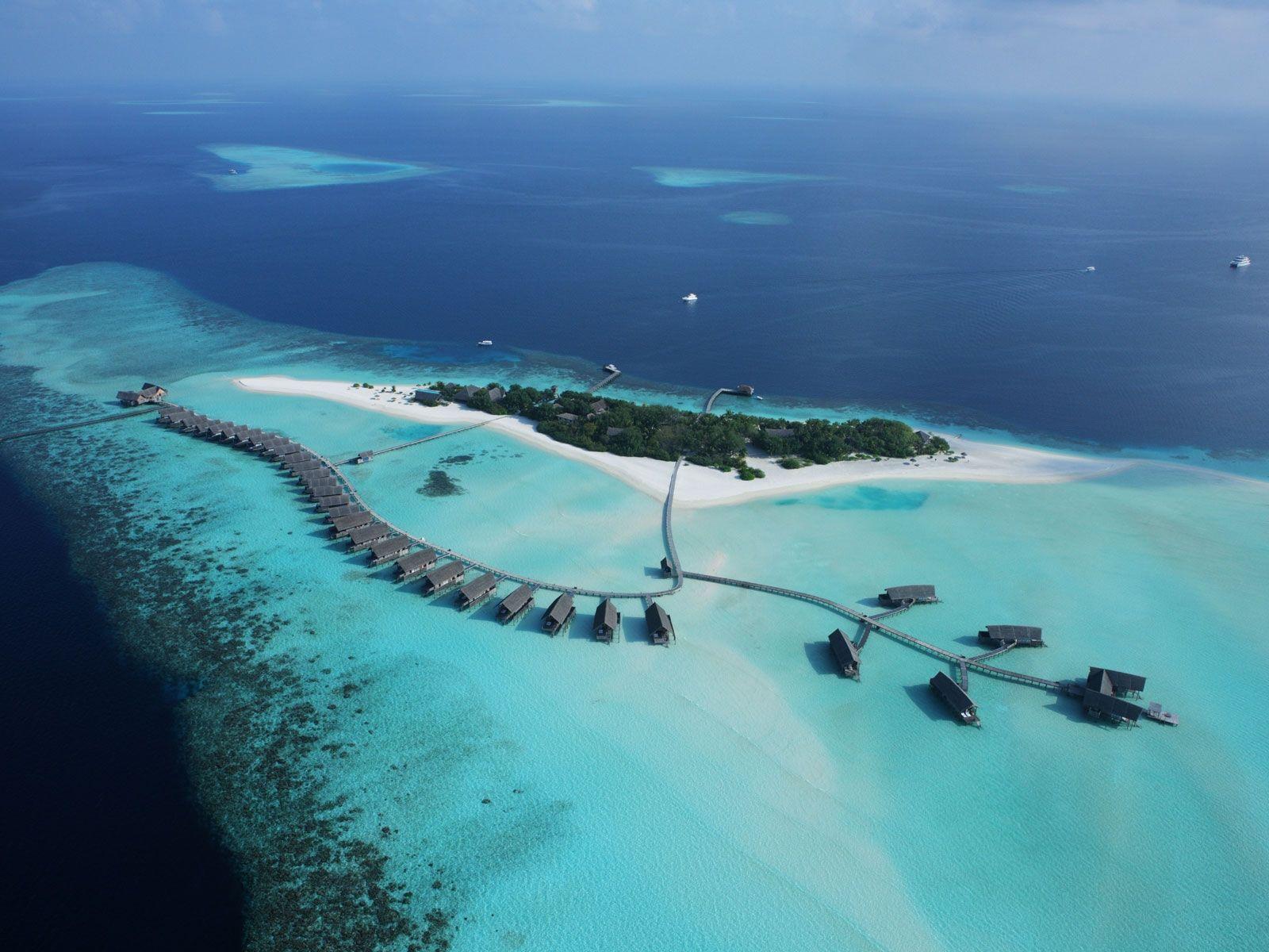 48 hoteles de ensueño épicas para visitar antes de morir - Matador Network   Maldivas
