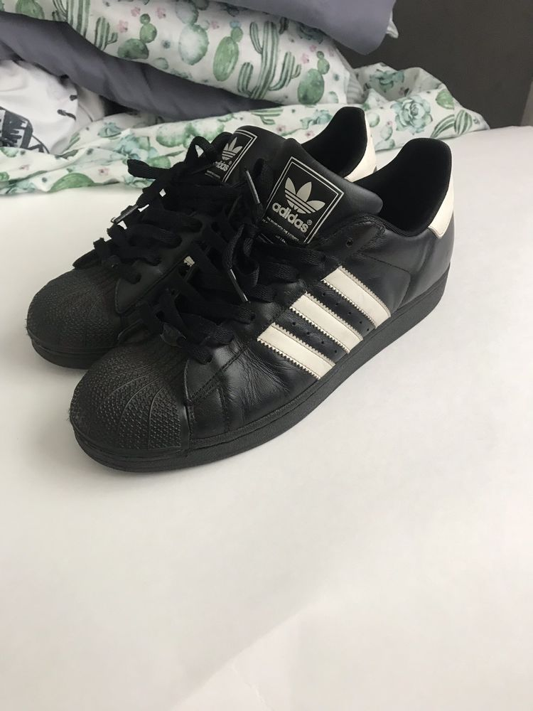 9dbca103d2c Adidas Shell Toe Sz 10 1 2  fashion  clothing  shoes  accessories   mensshoes  athleticshoes (ebay link). Find this Pin and ...