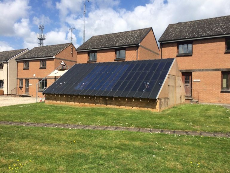 As photovoltaic cells heat up, their efficiency decreases