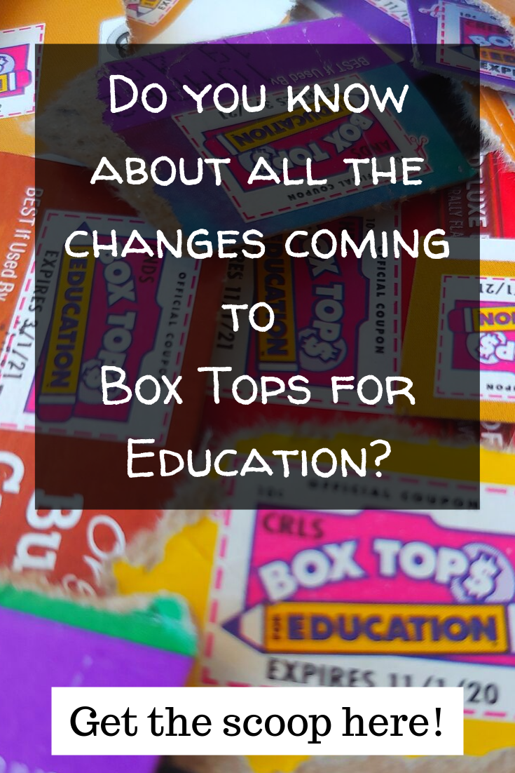 Did you know that Box Tops for Education is shaking things ...
