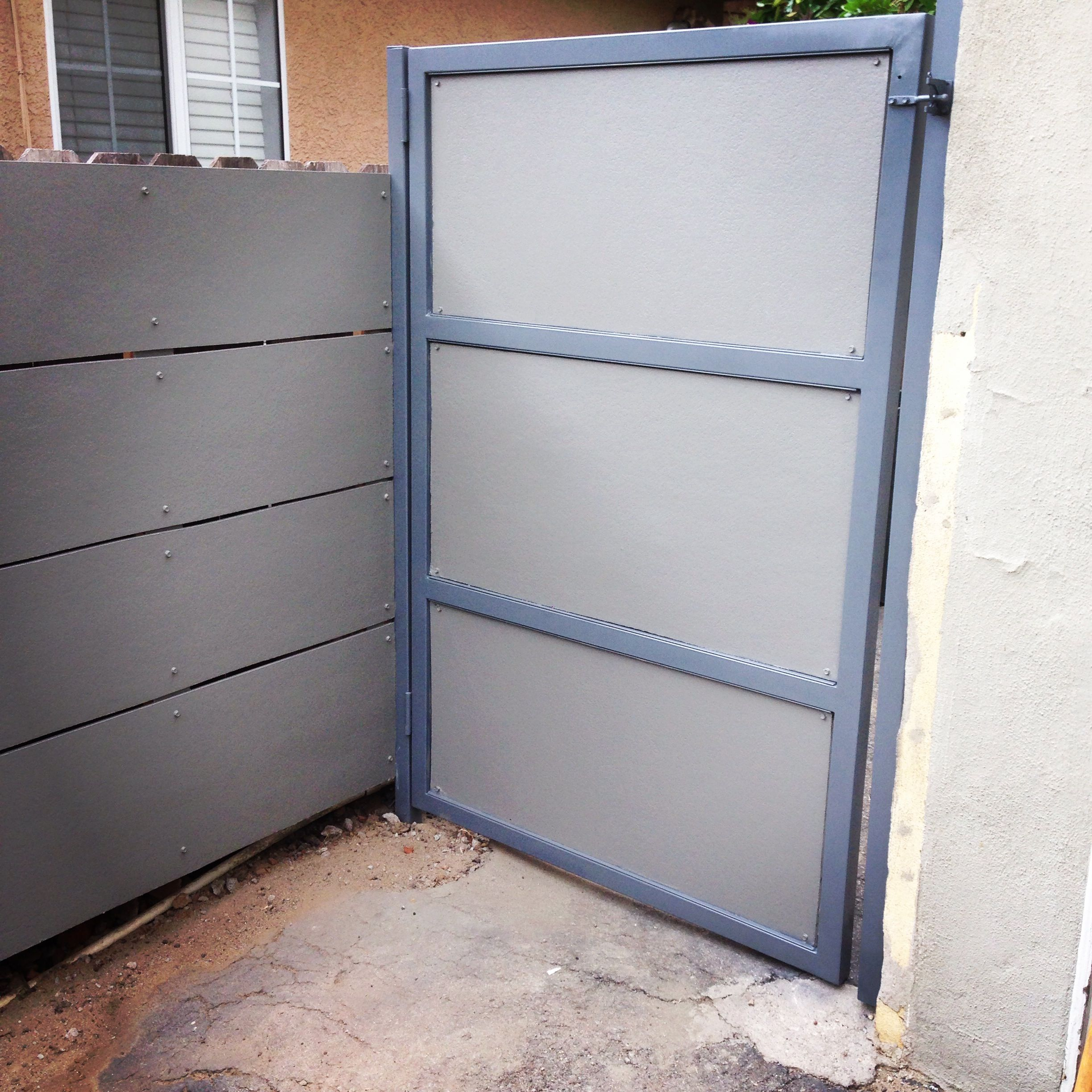 Cement Board Fencing House Siding Alternatives Fence Modern Fence