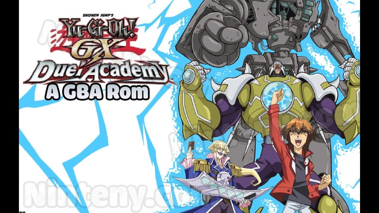 yu-gi-oh gx duel academy download