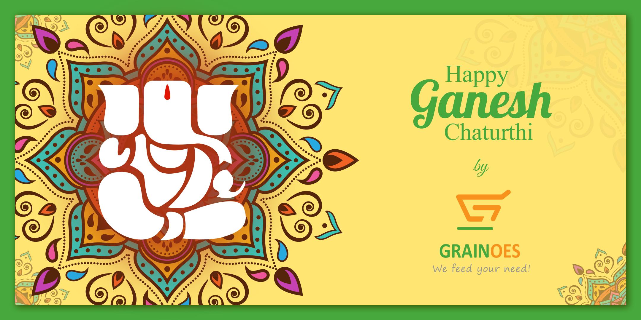 Make an Auspicious start this Ganesh Chaturthi with