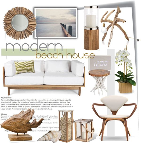 33 Modern Condo Interior Design Ideas: Contemporary Beach House, Beach Cottage