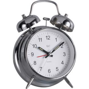 Spare Room Lc Twin Bell Alarm Clock At Argos Co Uk Your Online